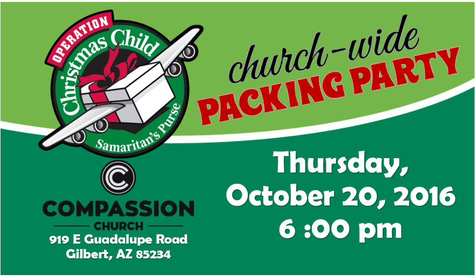 Operation Christmas Child Logo Png.Operation Christmas Child Packing Party Compassion Church