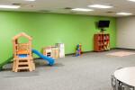 Kids building room