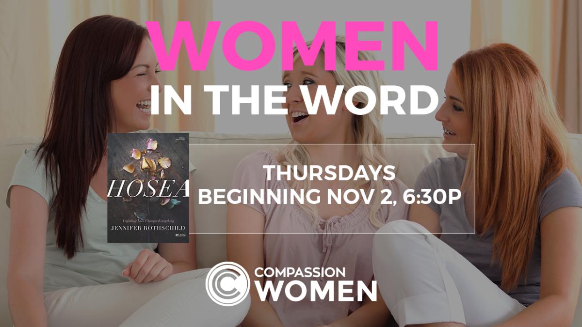 Women in the Word - Hosea