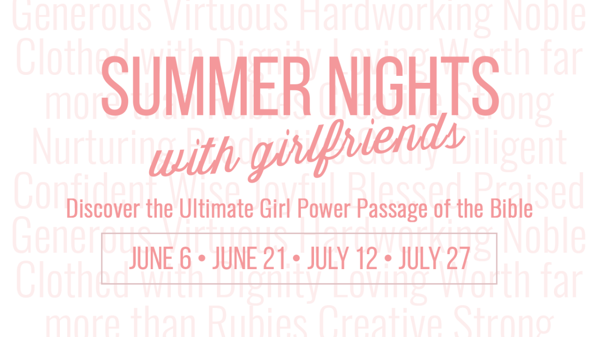 Summer Nights with Girlfriends