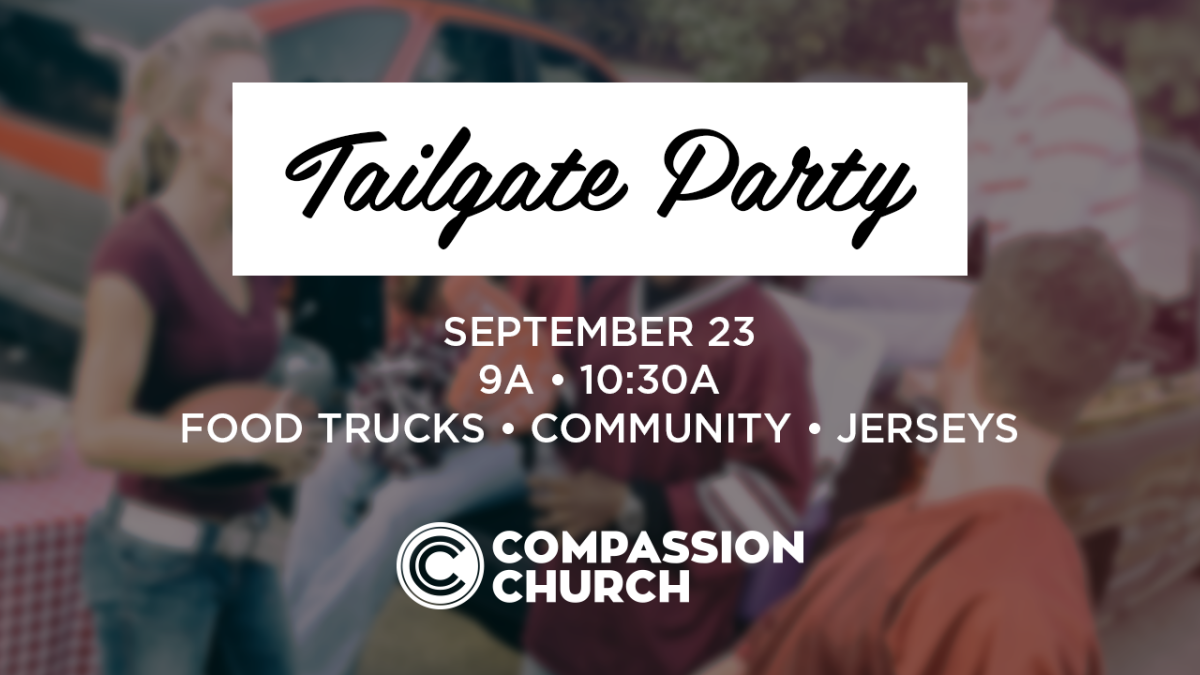 Tailgate Sunday - Food Trucks!
