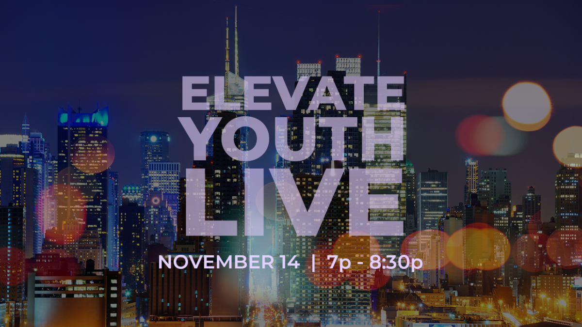 Elevate Youth LIVE