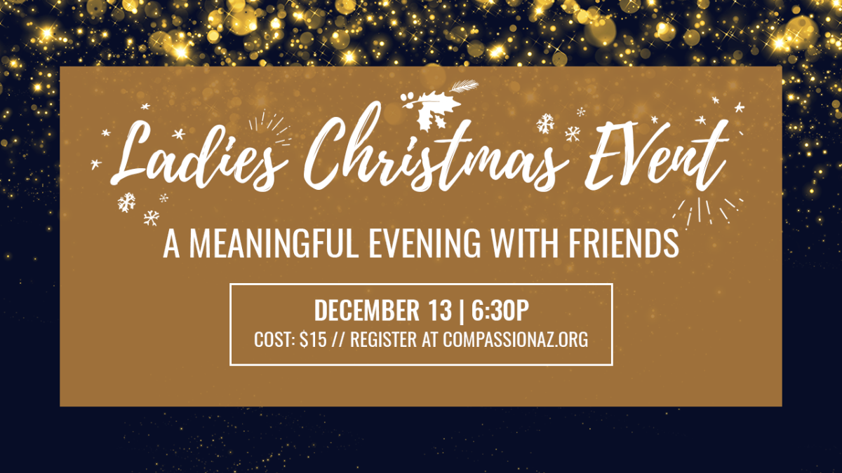 Women's Christmas Event 2018