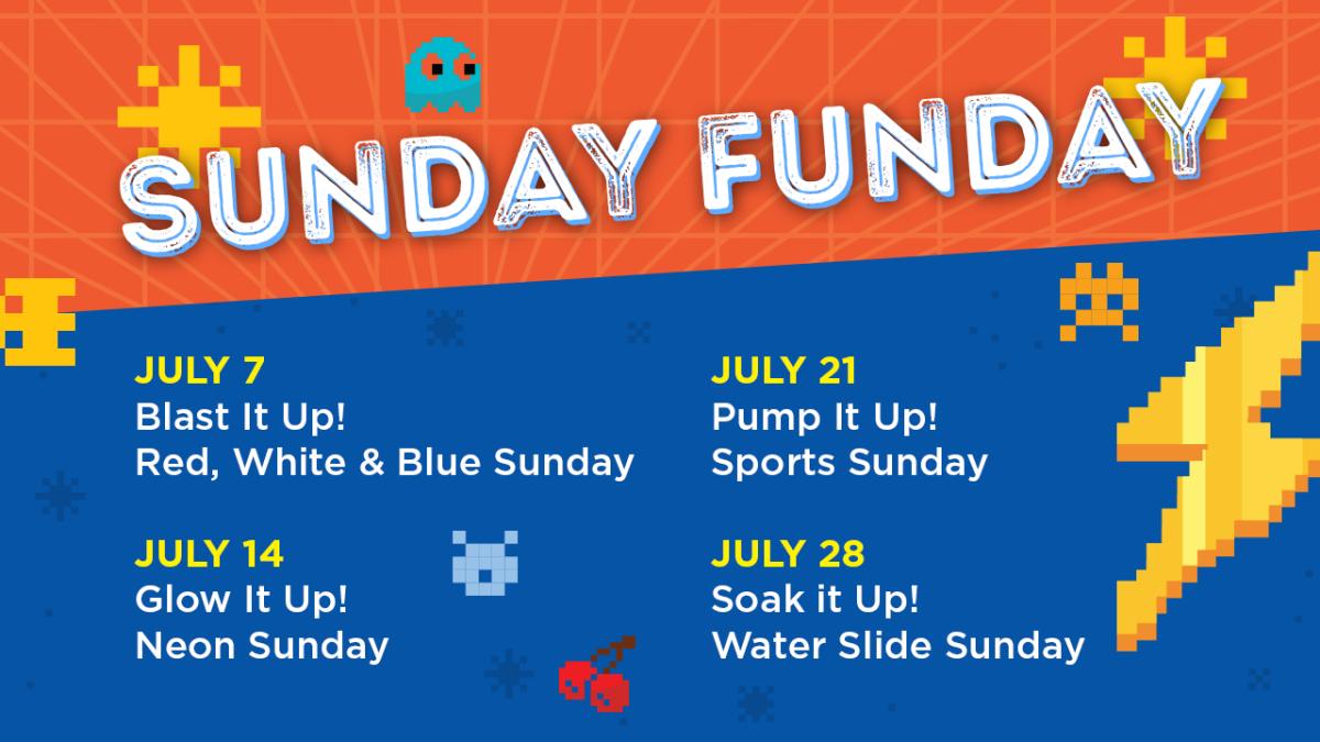 Sunday Fundays!!!
