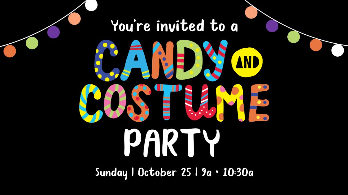 Candy & Costume Party