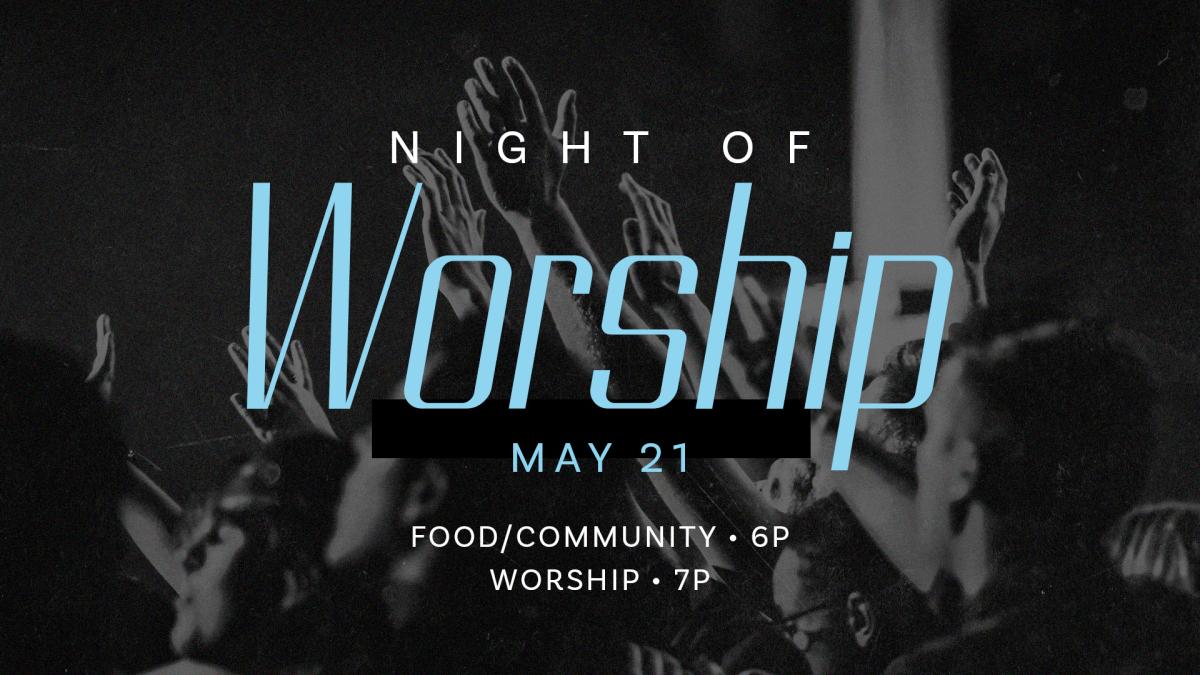 Compassion Night of Worship
