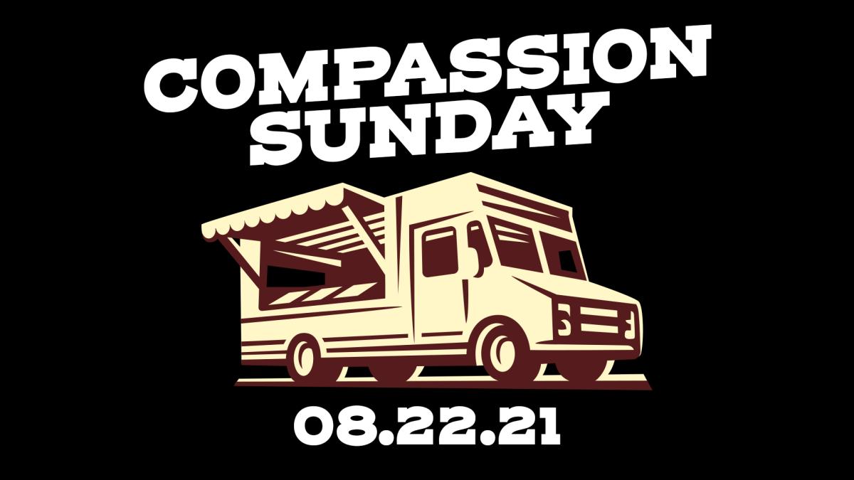 Compassion Sunday!